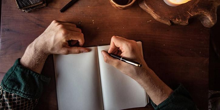 Come scrivere un diario personale